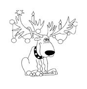 Natale 2 da colorare 232
