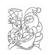 Natale 2 da colorare 251