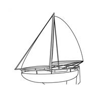 Nave e barca da colorare 85