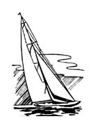 Nave e barca da colorare 100