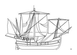 Nave e barca da colorare 112