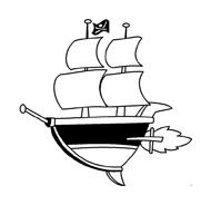 Nave e barca da colorare 119