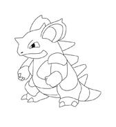Pokemon 1 da colorare 62