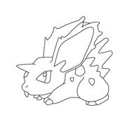 Pokemon 1 da colorare 63