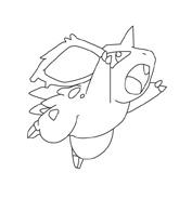 Pokemon 1 da colorare 64