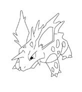 Pokemon 1 da colorare 67