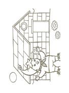 Noddy a Giocattolandia da colorare 86