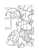 Noddy a Giocattolandia da colorare 106