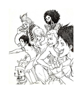 One Piece Da Colorare Disegnidacolorareit