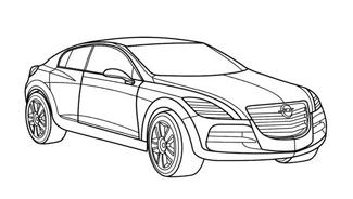 Automobile da colorare 360