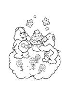 Gli orsetti del cuore da colorare 125