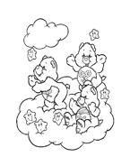 Gli orsetti del cuore da colorare 126