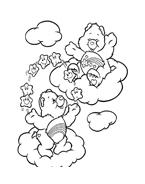Gli orsetti del cuore da colorare 127