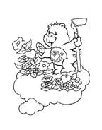 Gli orsetti del cuore da colorare 137