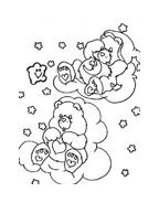Gli orsetti del cuore da colorare 143