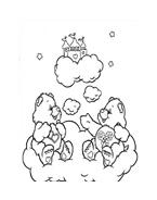 Gli orsetti del cuore da colorare 176
