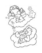 Gli orsetti del cuore da colorare 181