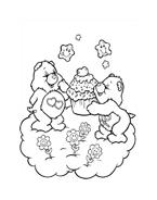 Gli orsetti del cuore da colorare 182