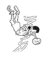 Basketball da colorare 14