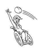 Basketball da colorare 18