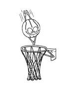 Basketball da colorare 20