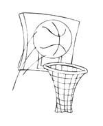 Basketball da colorare 21