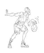 Basketball da colorare 31