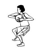 Basketball da colorare 41