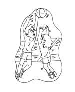 Basketball da colorare 79