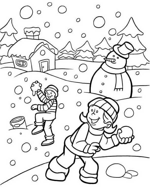Natale 2 da colorare 308