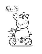 Peppa pig da colorare 24