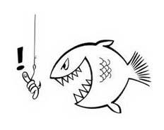 Pesce da colorare 77