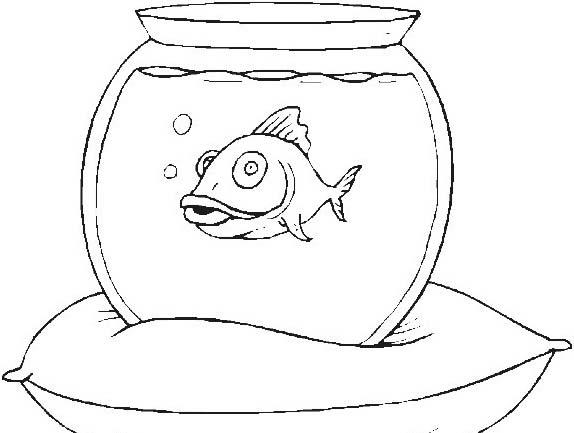 Pesce da colorare 86