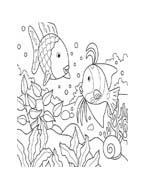Pesce da colorare 104