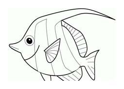 Pesce da colorare 147