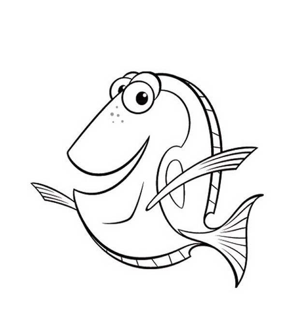 Pesce da colorare 149