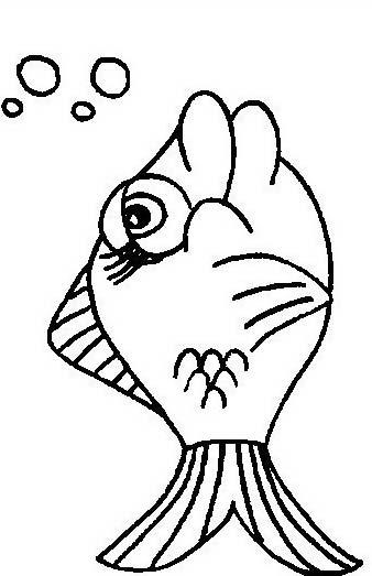 Pesce da colorare 157