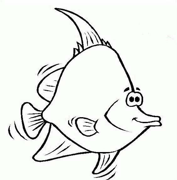 Pesce da colorare 161
