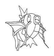 Pesce da colorare 179