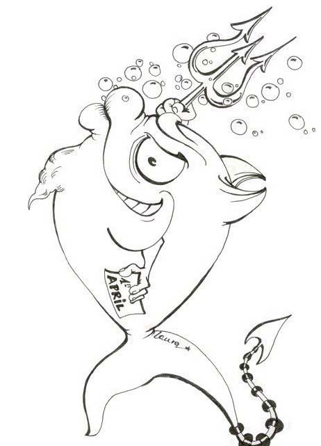 Pesce da colorare 185