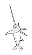 Pesce da colorare 223