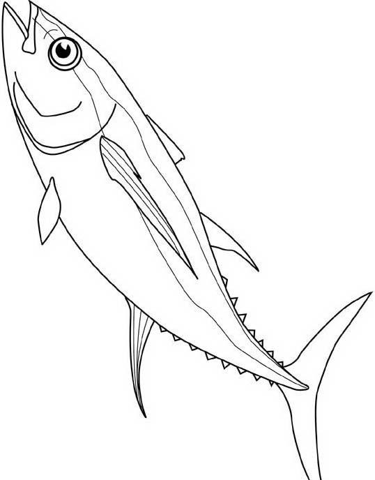 Pesce da colorare 225