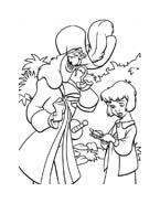 Peter pan da colorare 10
