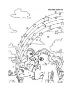 My Little pony da colorare 103