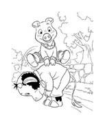 Le avventure di Piggley Winks da colorare 58