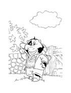 Le avventure di Piggley Winks da colorare 60