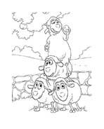 Le avventure di Piggley Winks da colorare 64
