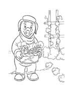 Le avventure di Piggley Winks da colorare 66