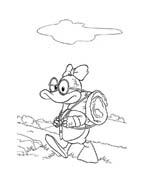 Le avventure di Piggley Winks da colorare 76