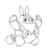 Pokemon 1 da colorare 73